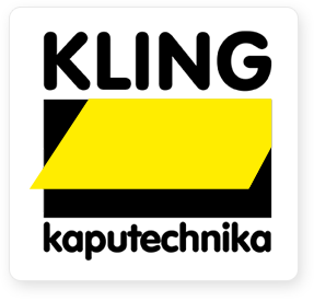 kling logó sárga-feketeKling